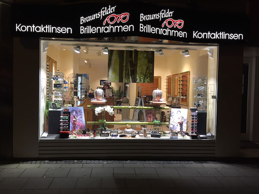 OPTICIAN | BRAUNSFELDER BRILLENRAHMEN